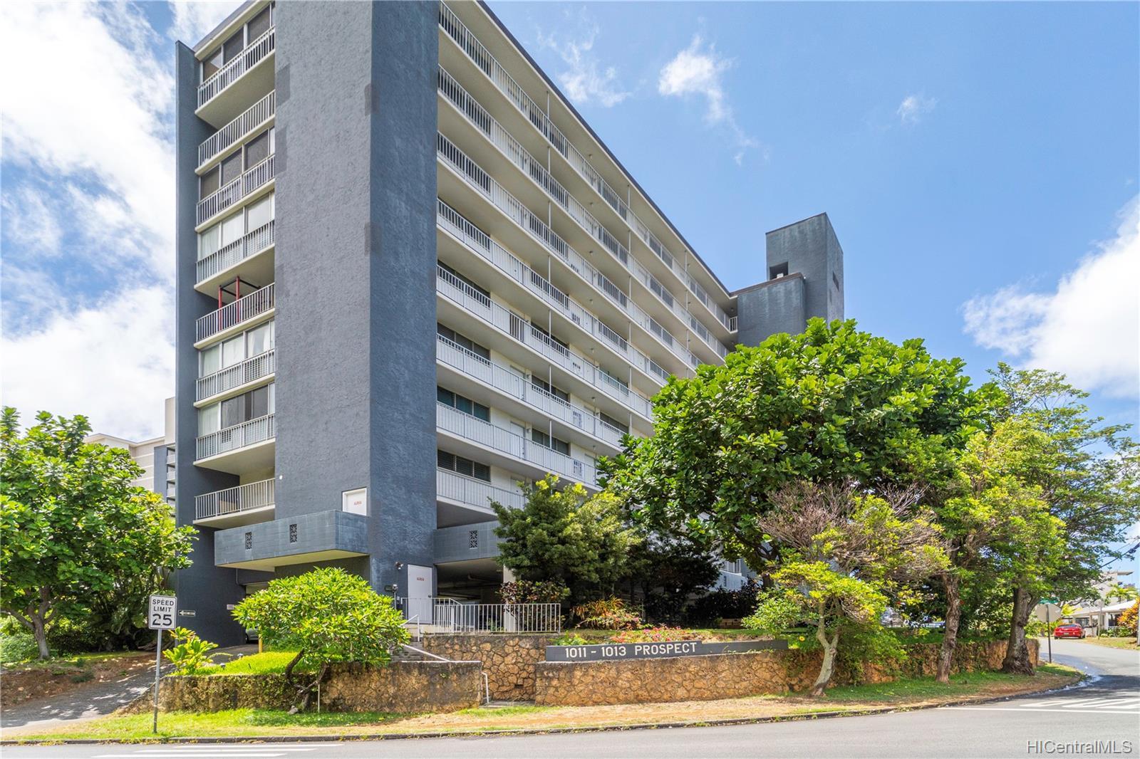 1011 Prospect condo # 809, Honolulu, Hawaii - photo 22 of 25