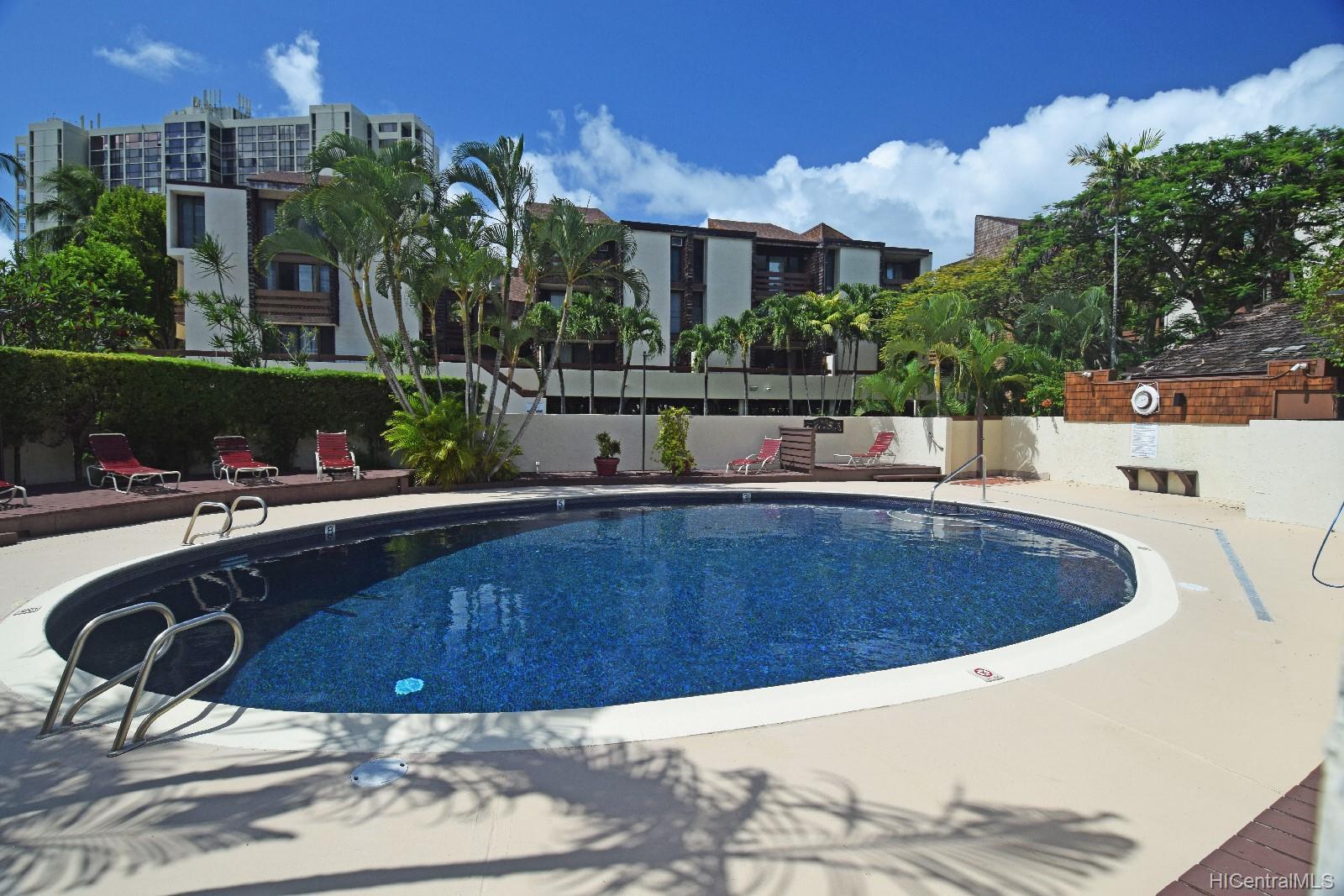 Poinciana Manor condo # 235, Kailua, Hawaii - photo 18 of 18