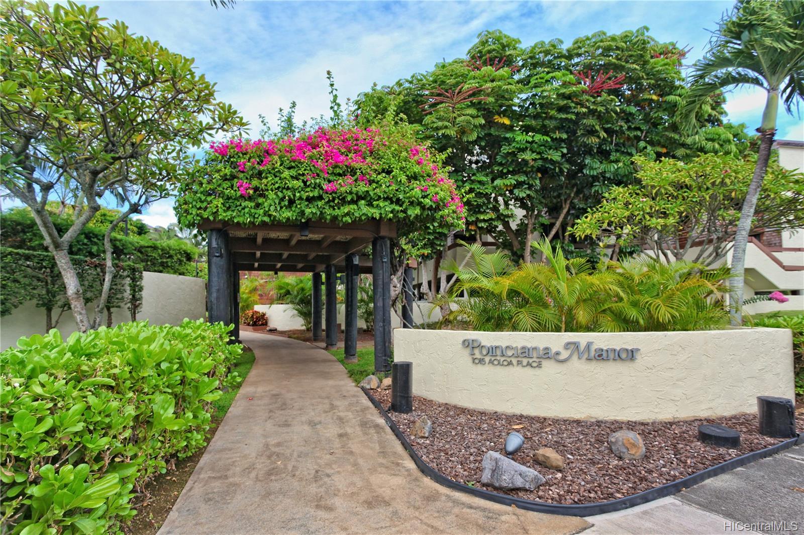 Poinciana Manor condo # 327, Kailua, Hawaii - photo 16 of 20