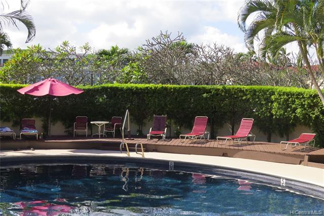 Poinciana Manor condo # 350, Kailua, Hawaii - photo 17 of 20