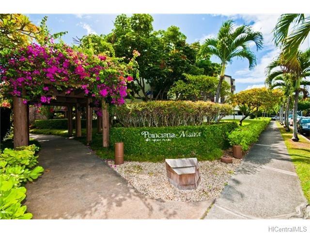 Poinciana Manor condo # 453, Kailua, Hawaii - photo 19 of 25