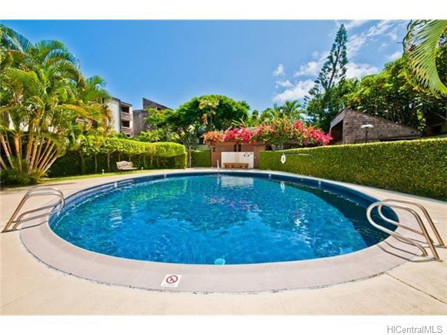 Poinciana Manor condo # 453, Kailua, Hawaii - photo 20 of 25
