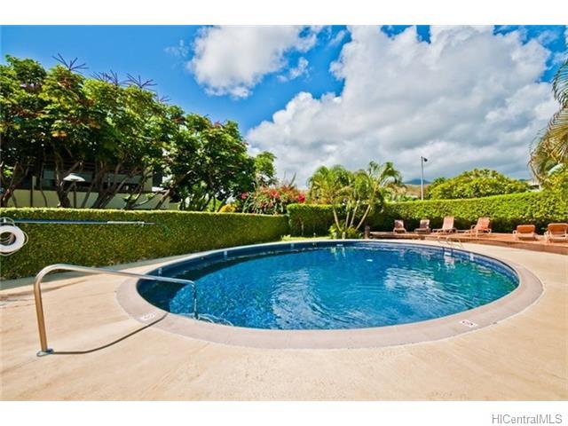 Poinciana Manor condo # 453, Kailua, Hawaii - photo 22 of 25