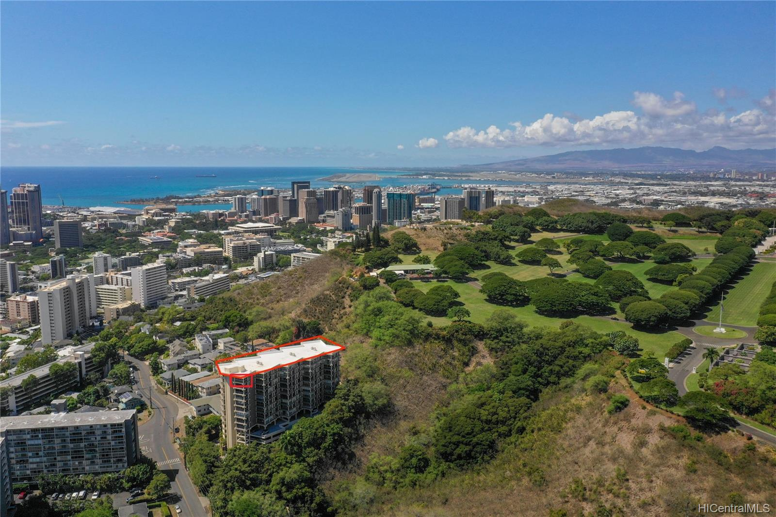 Royal Vista condo # 1201B, Honolulu, Hawaii - photo 22 of 24