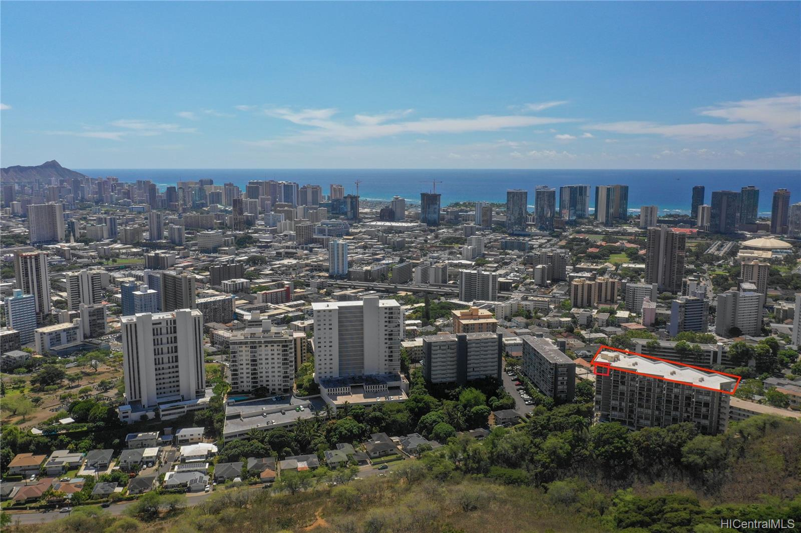 Royal Vista condo # 1201B, Honolulu, Hawaii - photo 23 of 24
