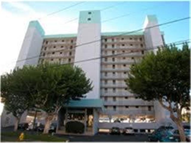 University Villa condo #801, Honolulu, Hawaii - photo 1 of 14
