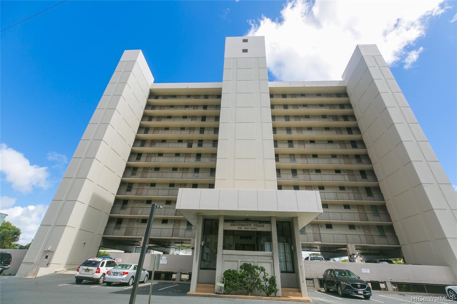 University Villa condo # 604, Honolulu, Hawaii - photo 19 of 19