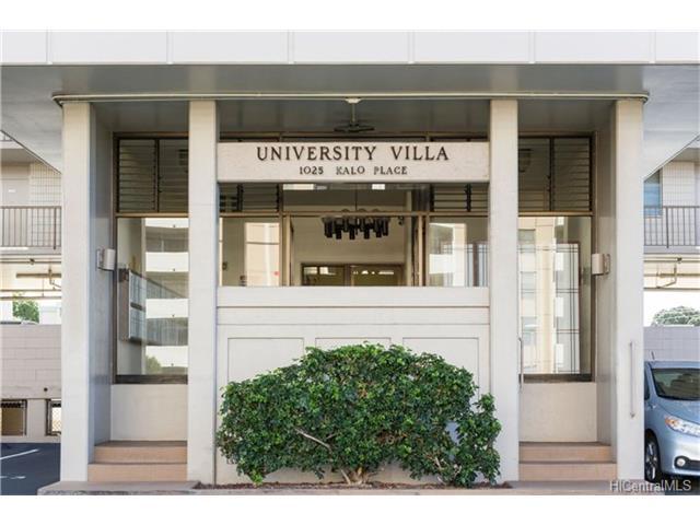 University Villa condo #608, Honolulu, Hawaii - photo 1 of 10
