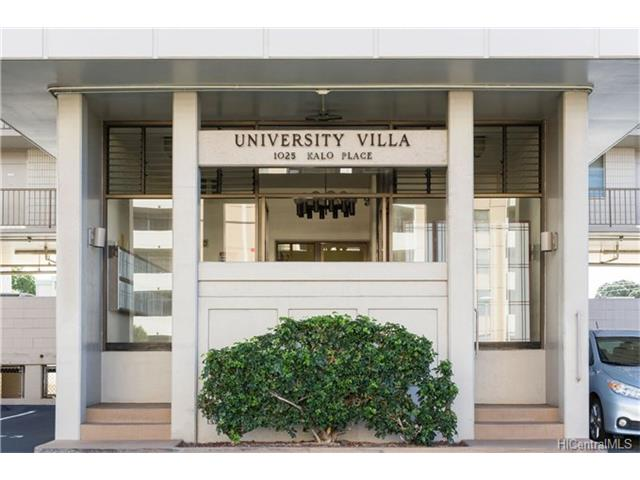 University Villa condo # 608, Honolulu, Hawaii - photo 1 of 10