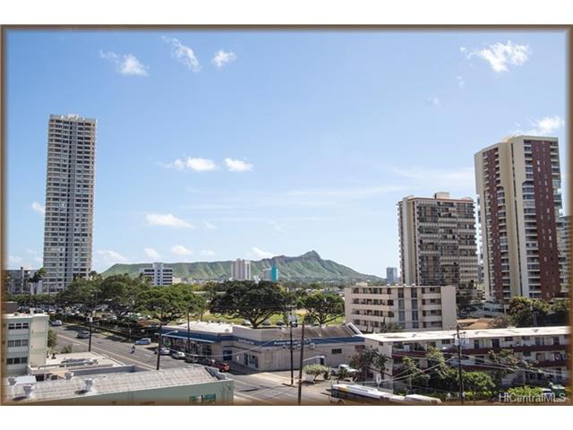 University Villa condo # 701, Honolulu, Hawaii - photo 1 of 13