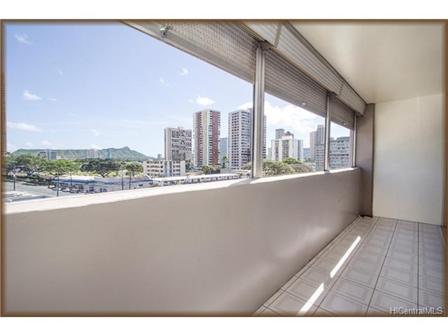 University Villa condo # 701, Honolulu, Hawaii - photo 8 of 13