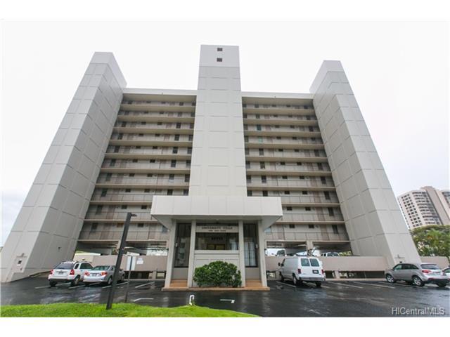 University Villa condo #706, Honolulu, Hawaii - photo 1 of 25