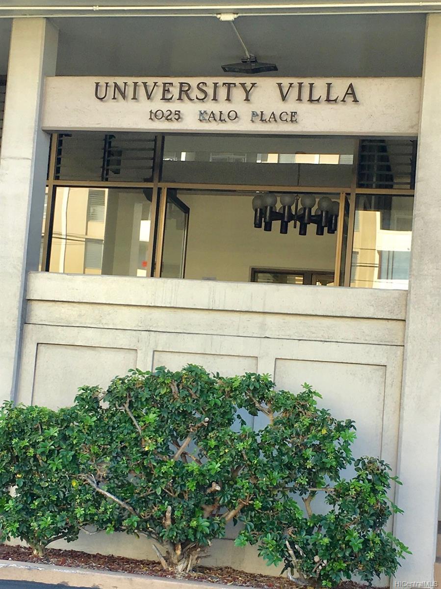 University Villa condo # 907, Honolulu, Hawaii - photo 4 of 10