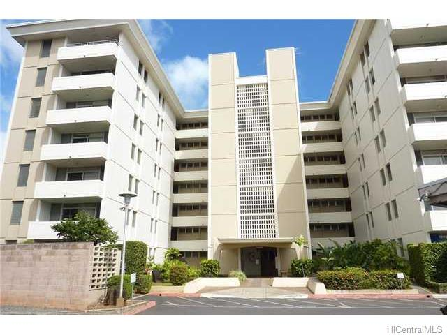 University Towers condo #206, Honolulu, Hawaii - photo 1 of 5