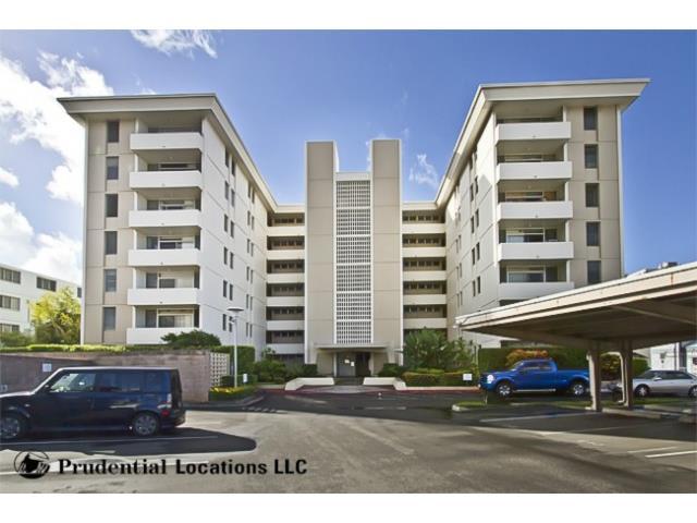 University Towers condo #408, Honolulu, Hawaii - photo 1 of 24