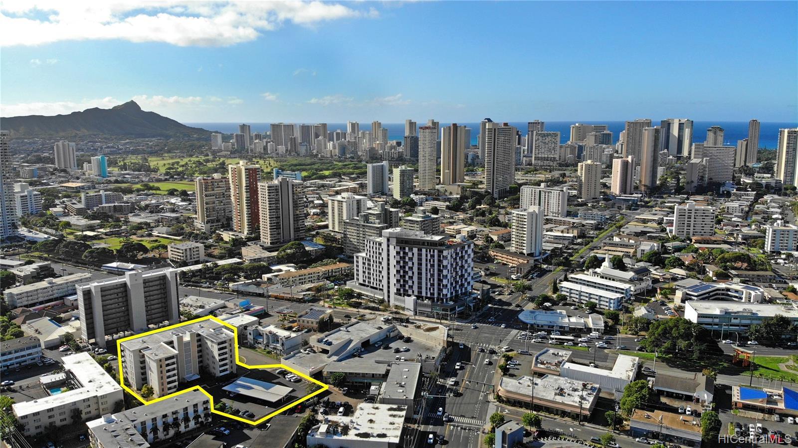 University Towers condo # 603, Honolulu, Hawaii - photo 22 of 25