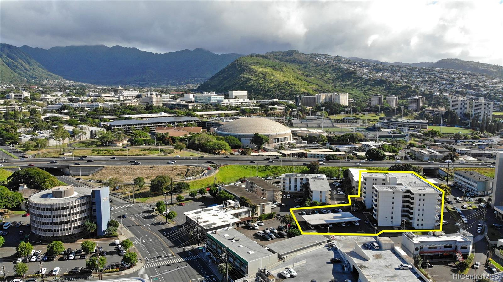 University Towers condo # 603, Honolulu, Hawaii - photo 23 of 25