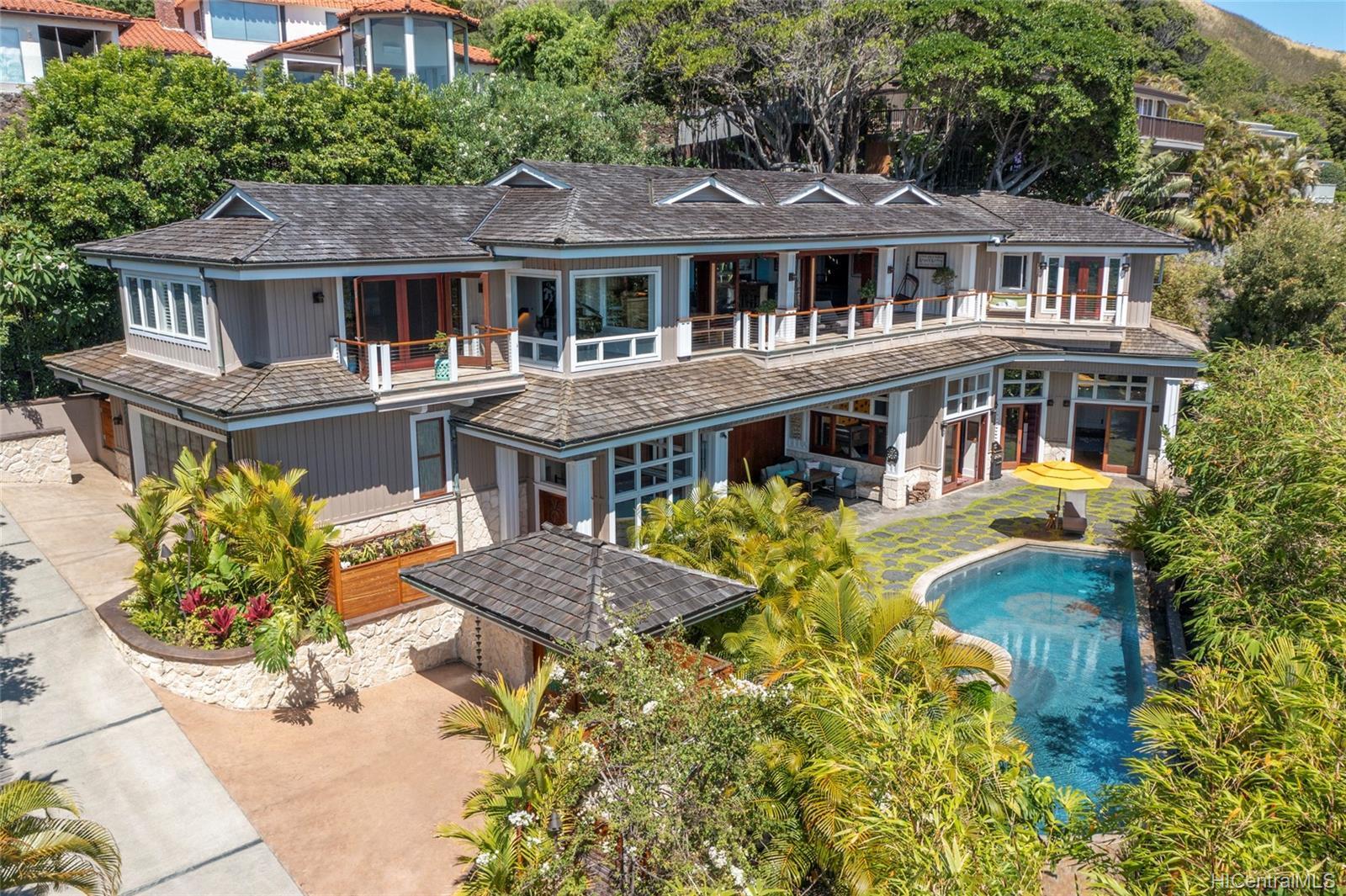 1037  Koohoo Place Lanikai, Kailua home - photo 2 of 20