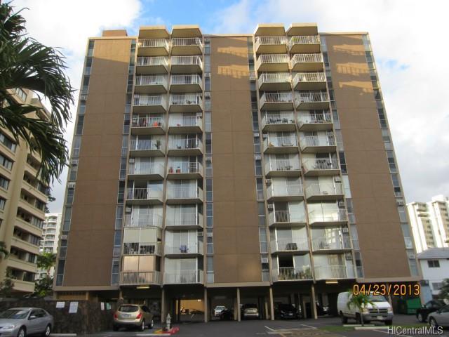 Makini At Kinau condo #1205, Honolulu, Hawaii - photo 1 of 16