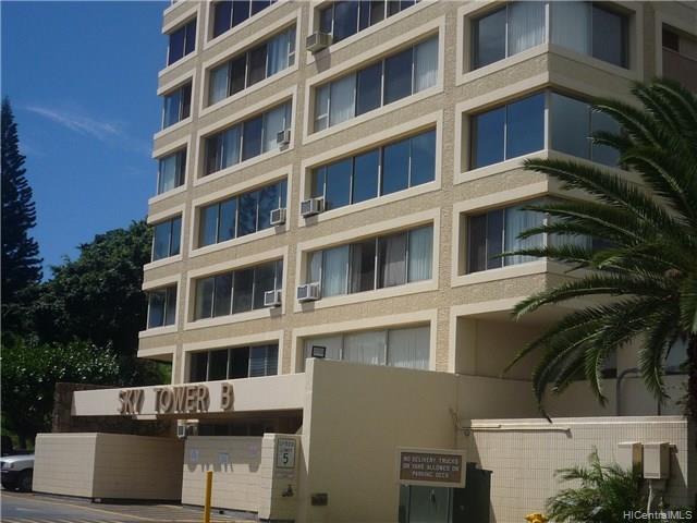 Century Park Plaza condo # 1406B, Pearl City, Hawaii - photo 1 of 13