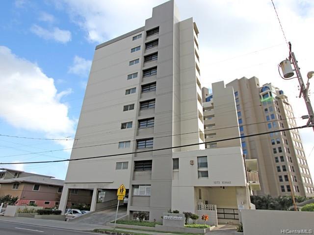 1073 Kinau condo #605, Honolulu, Hawaii - photo 1 of 7