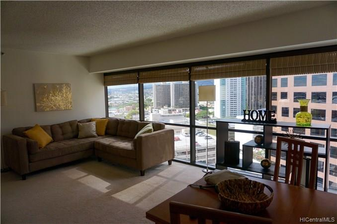 Executive Centre condo #1702, Honolulu, Hawaii - photo 1 of 16
