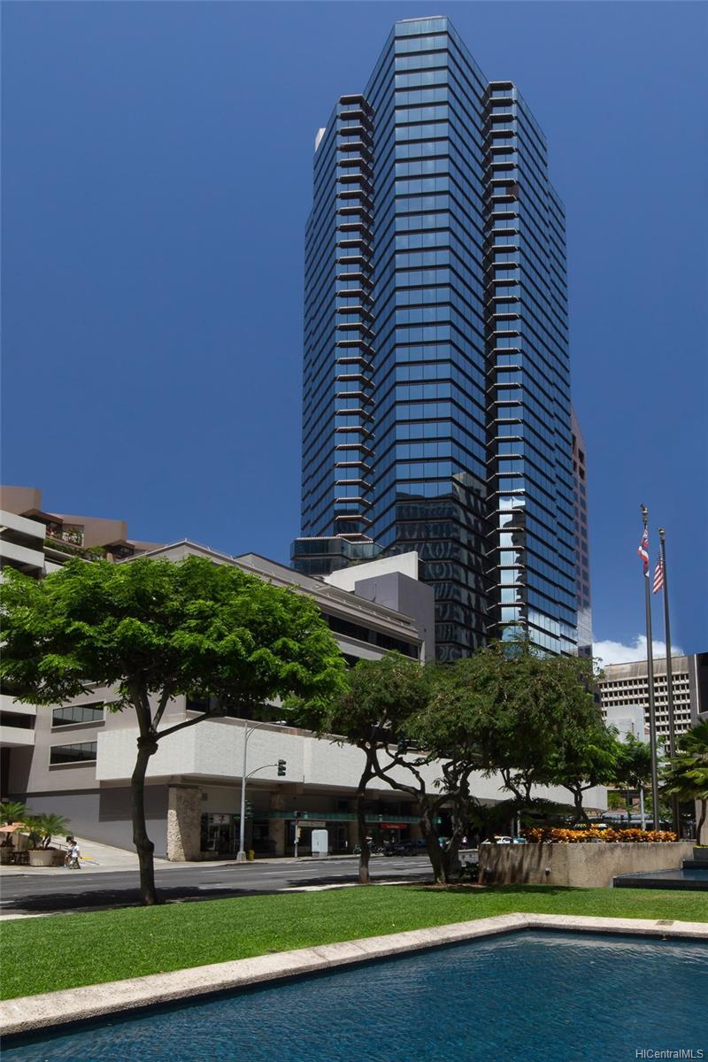 Executive Centre condo #805, Honolulu, Hawaii - photo 1 of 7