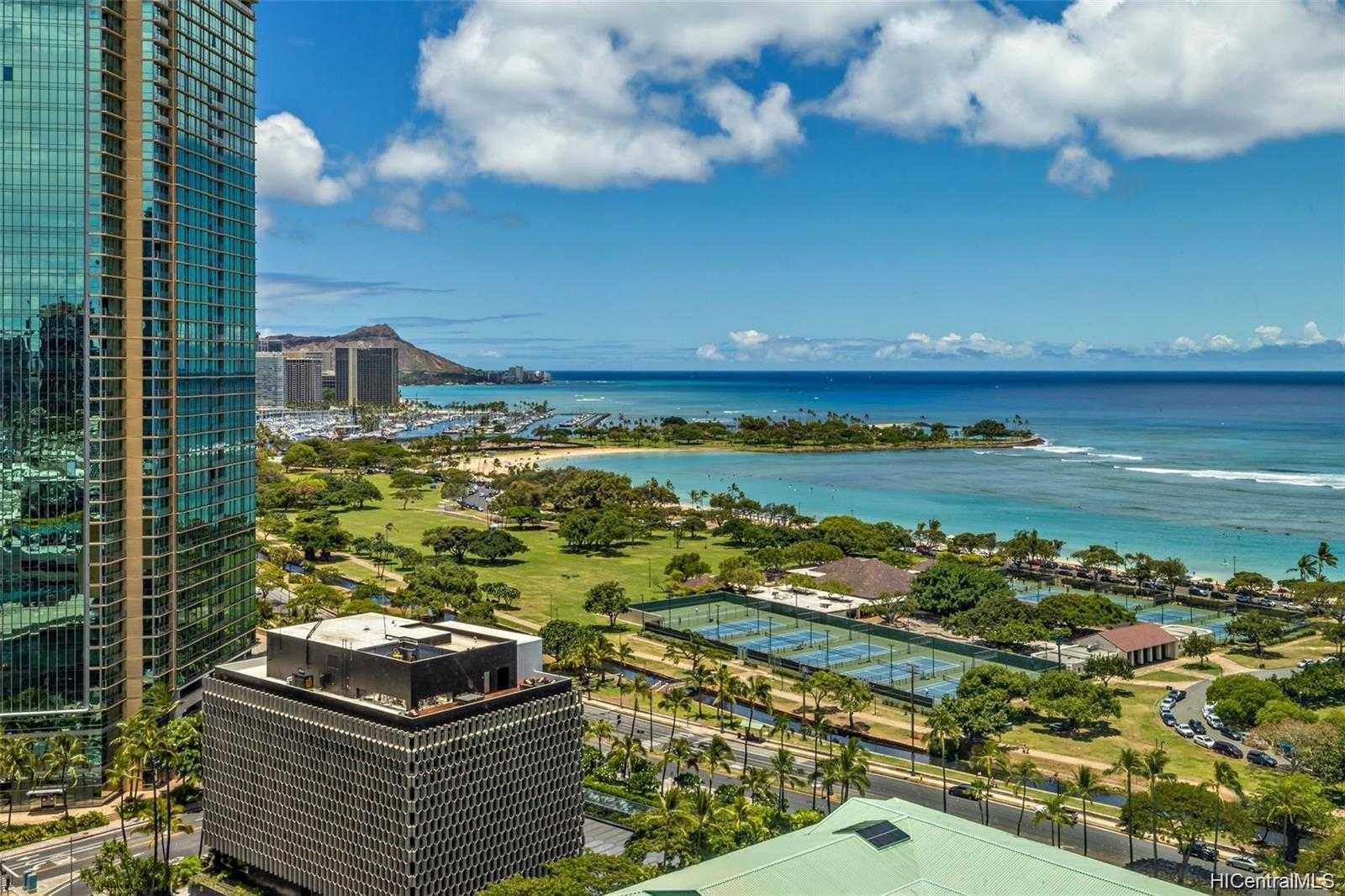 Anaha - 1108 Auahi condo # 1900, Honolulu, Hawaii - photo 1 of 25