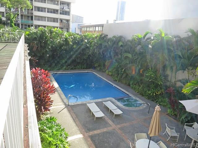 Punahou Regency condo # 9A, Honolulu, Hawaii - photo 11 of 17