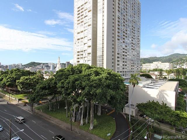 Punahou Regency condo # 9A, Honolulu, Hawaii - photo 16 of 17