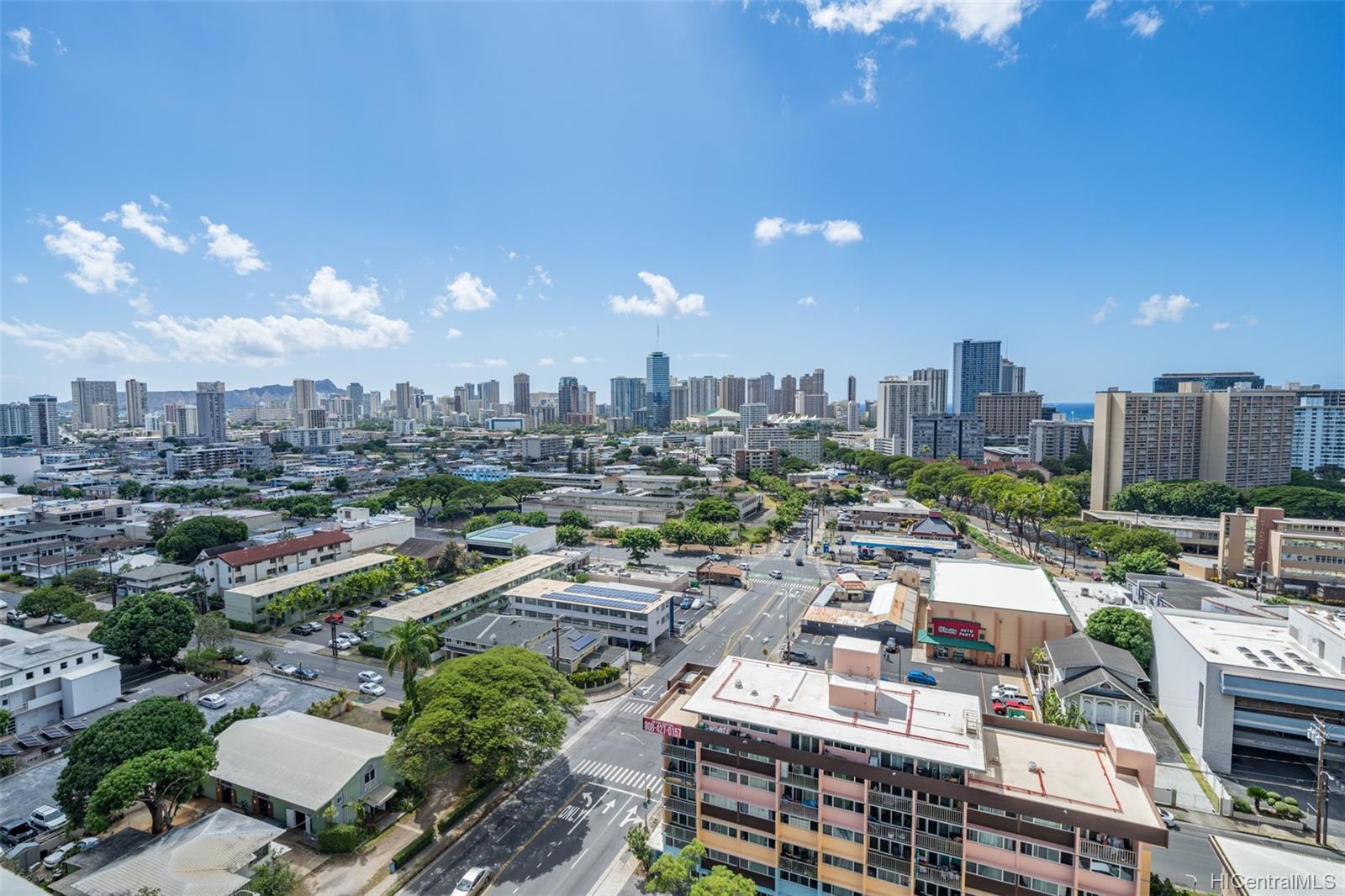 Punahou Regency condo # PH3, Honolulu, Hawaii - photo 15 of 19