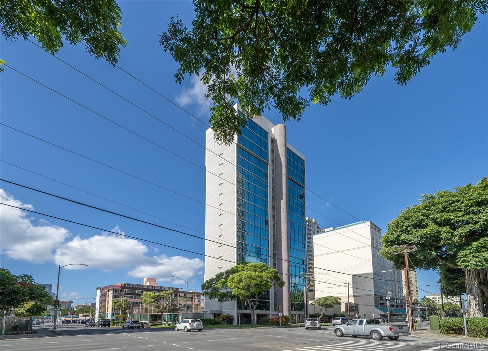Punahou Regency condo # PH3, Honolulu, Hawaii - photo 18 of 19