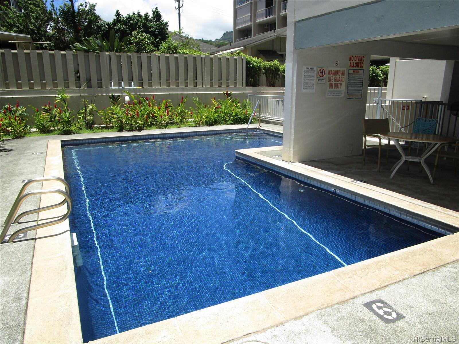 Wilder House condo # 202, Honolulu, Hawaii - photo 14 of 16