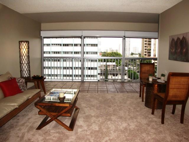 Wilder House condo # 502, Honolulu, Hawaii - photo 3 of 6