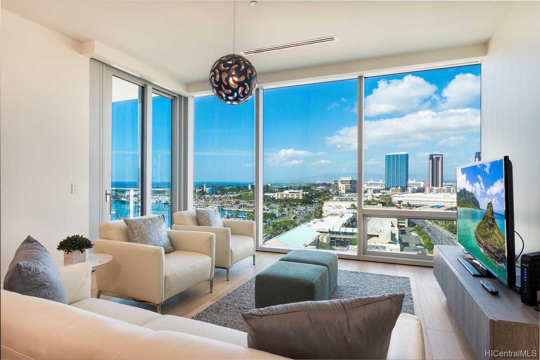 Waiea - 1118 Ala Moana condo # 1203, Honolulu, Hawaii - photo 2 of 25