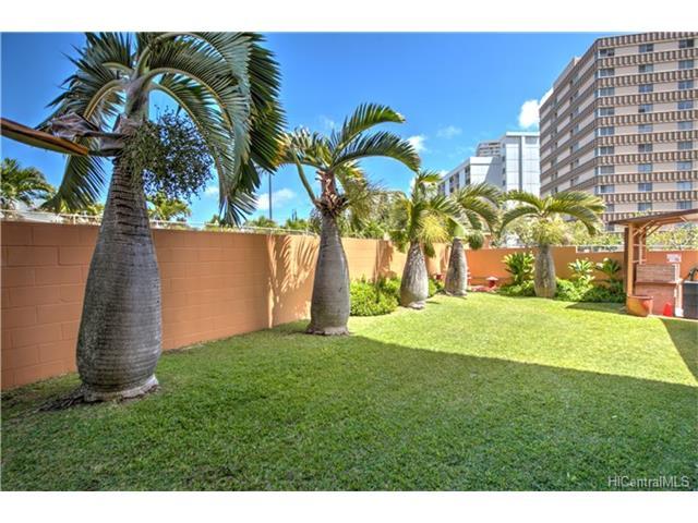 Lakeview Gardens condo # 1501, Honolulu, Hawaii - photo 17 of 21