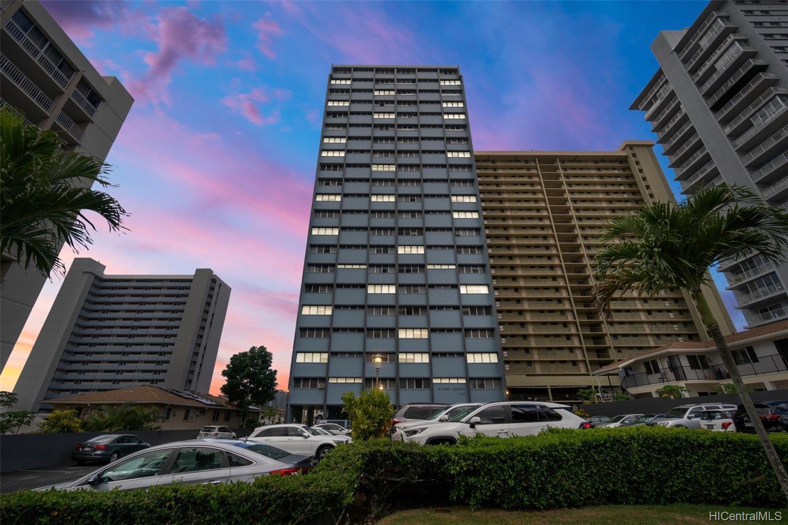 Wilder Regent condo # 1600B, Honolulu, Hawaii - photo 22 of 22