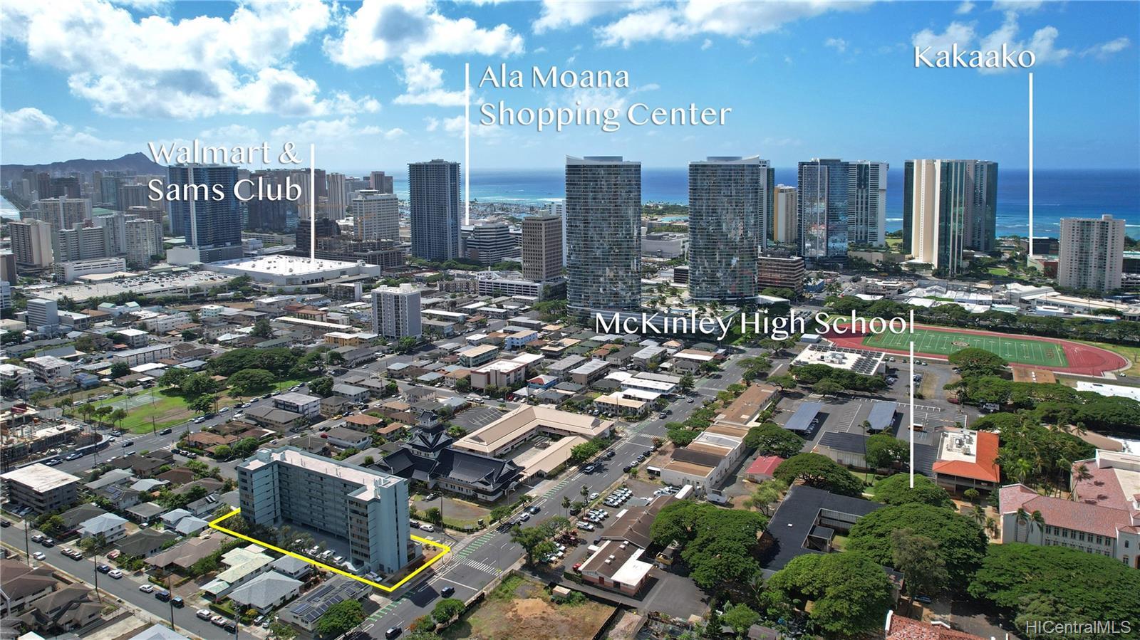 Elms condo # 309, Honolulu, Hawaii - photo 23 of 25