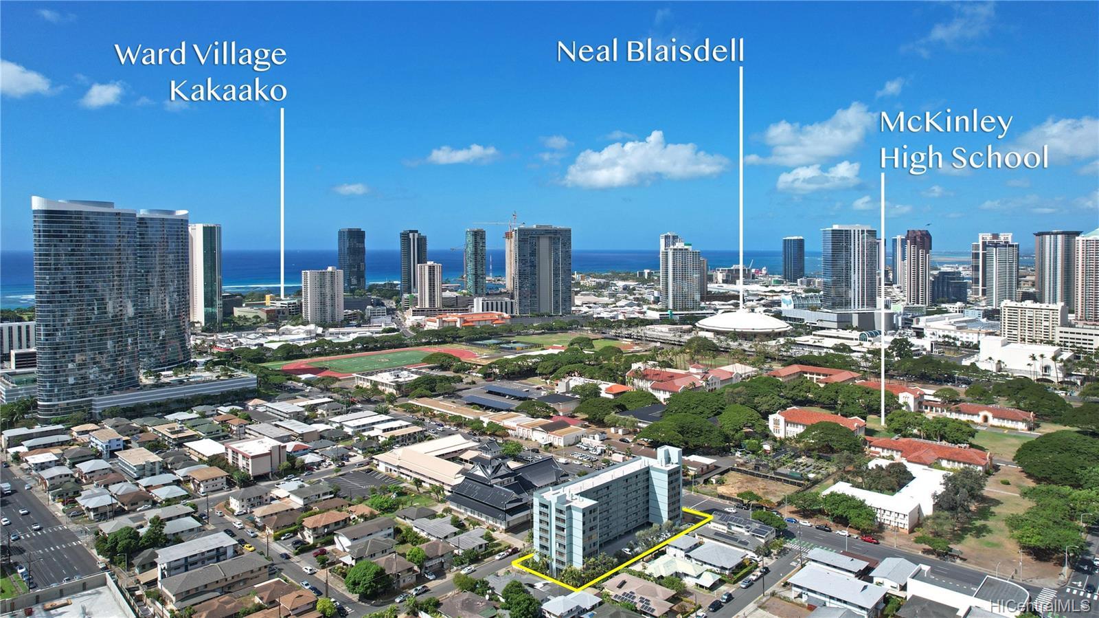 Elms condo # 309, Honolulu, Hawaii - photo 24 of 25