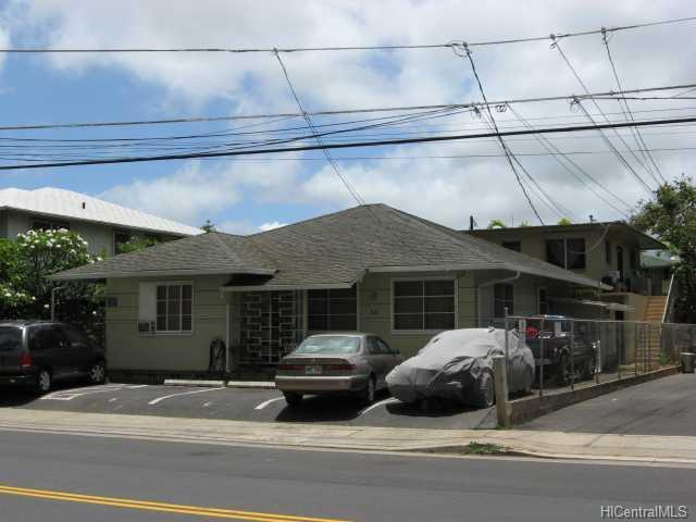 1128 Kamaile St Honolulu - Multi-family - photo 1 of 1