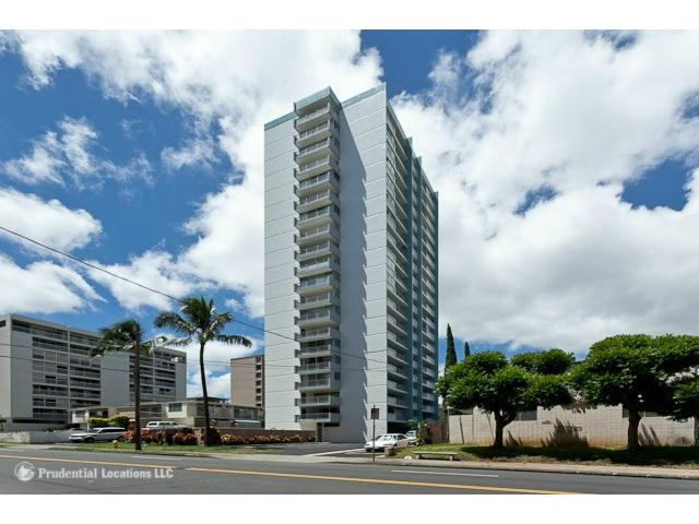 Makiki Manor condo # 701, Honolulu, Hawaii - photo 1 of 10