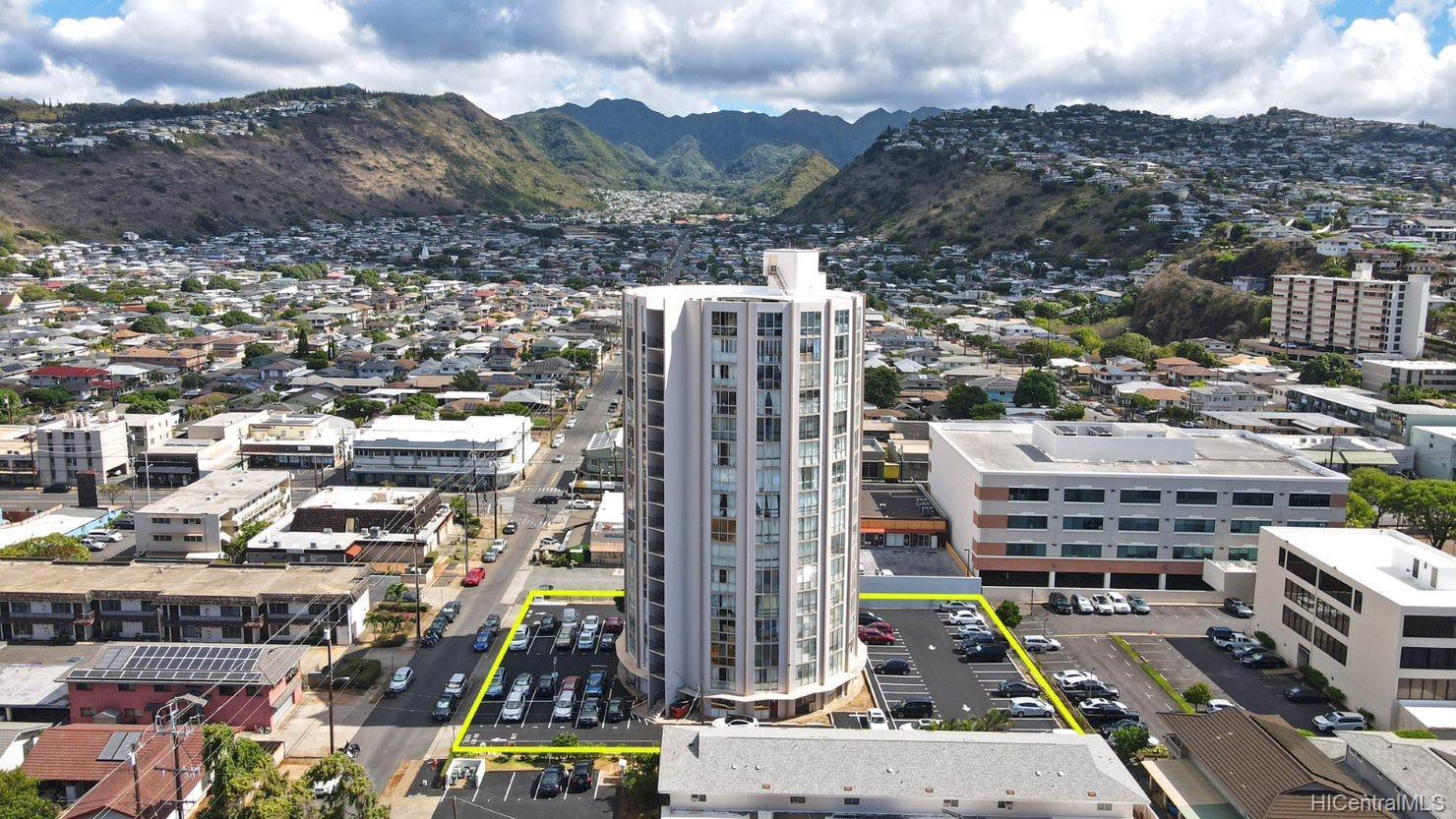 Kaimuki Jade condo # 603, Honolulu, Hawaii - photo 1 of 25