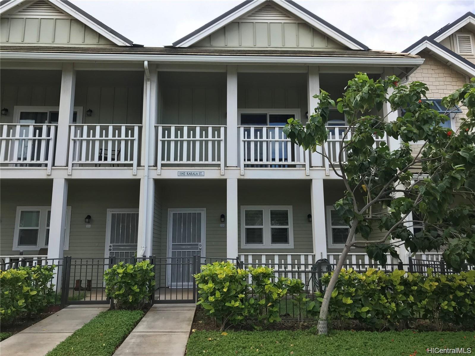 Mehana at Kapolei townhouse # 304, Kapolei, Hawaii - photo 2 of 2