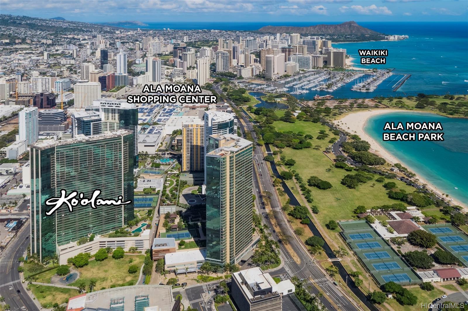 Koolani condo # 1808, Honolulu, Hawaii - photo 1 of 25