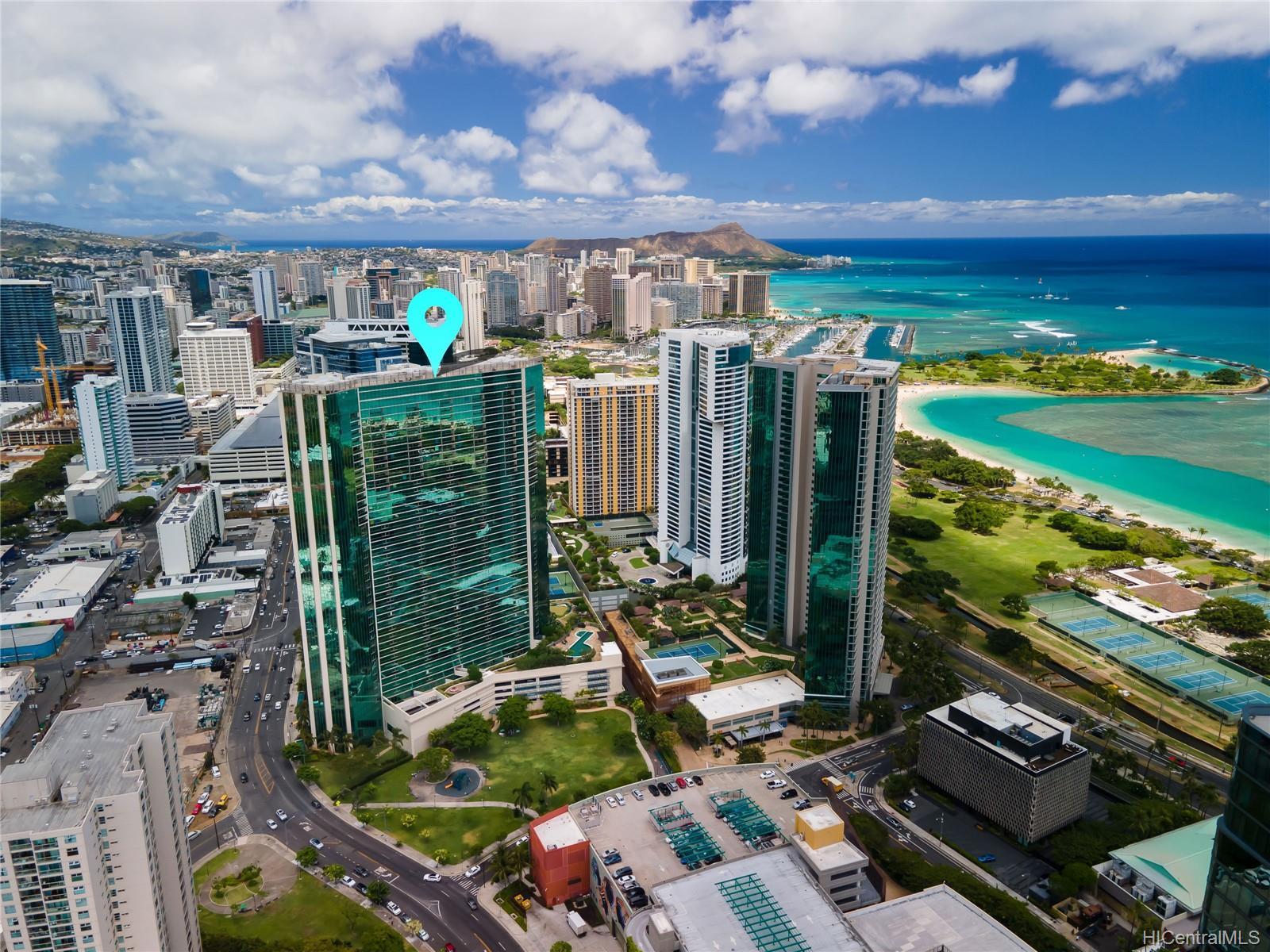 Koolani condo # 2405, Honolulu, Hawaii - photo 23 of 23