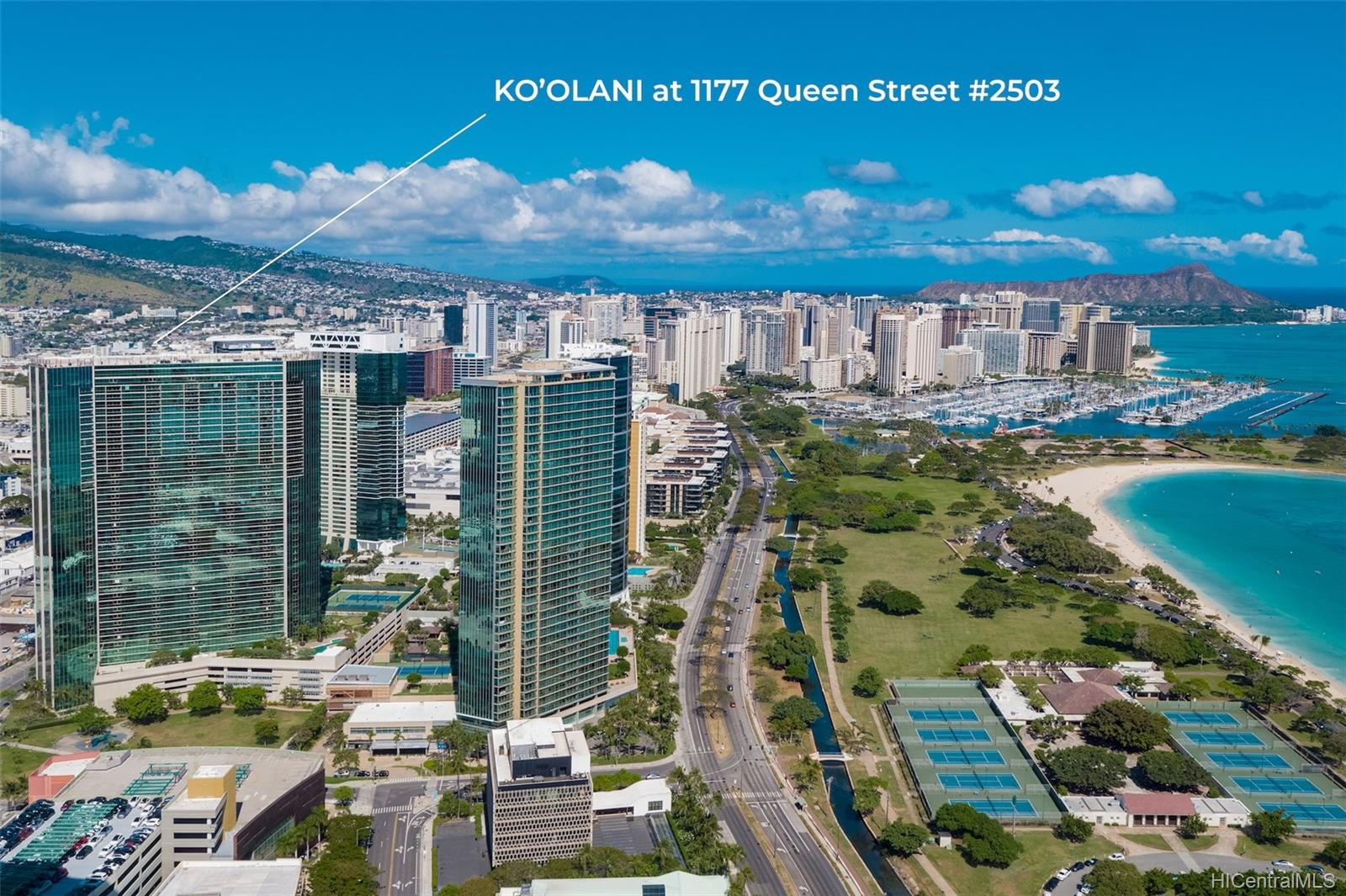 Koolani condo # 2503, Honolulu, Hawaii - photo 24 of 24