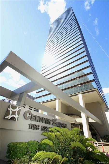 Century Square condo #1404, Honolulu, Hawaii - photo 1 of 11