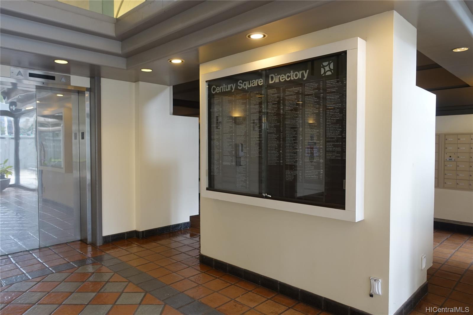 Century Square condo # 610, Honolulu, Hawaii - photo 3 of 14