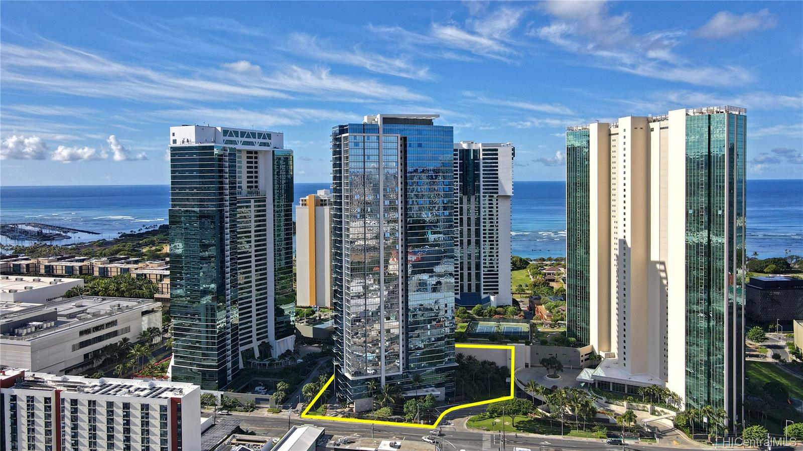 Waihonua condo # 1808, Honolulu, Hawaii - photo 6 of 24