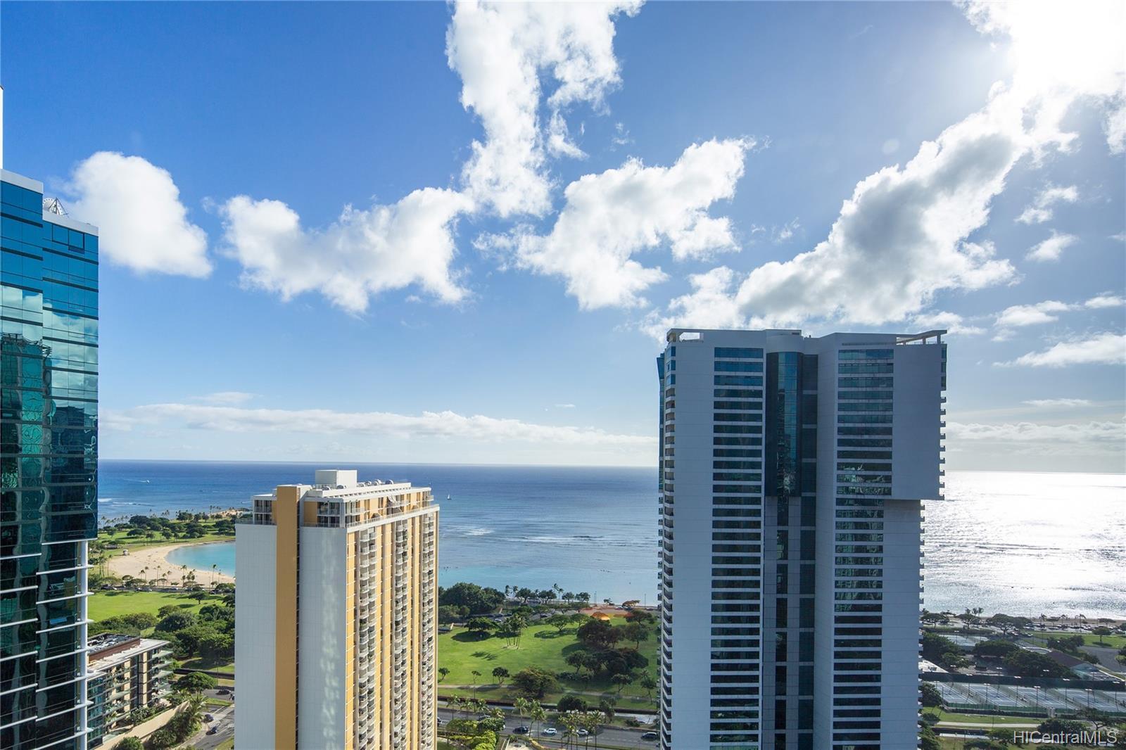 Waihonua condo # 3405, Honolulu, Hawaii - photo 3 of 21